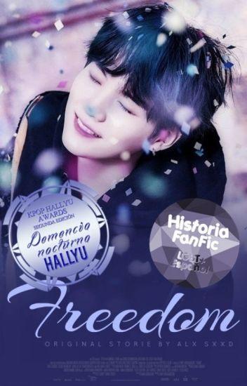 «FREEDOM» →  TaeGi 〔 SIN EDICIONES 〕 ©