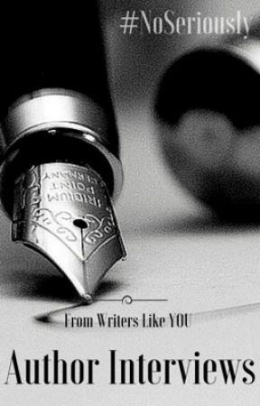 Author Interviews by NoSeriously