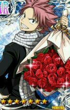 Fairy Tail- Natsu x Kagura by adaliutz