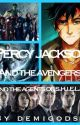 Percy Jackson and the avengers and the agents of S.H.I.E.L.D by FandomDemigods