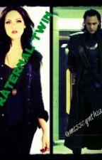 Loki's Fraternal Twin by misscynthiacamp