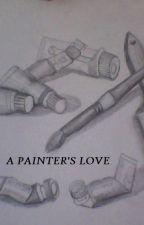 Bloody painter x Reader by Silverheartwarrior