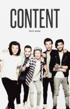 content || one direction by deathparradise