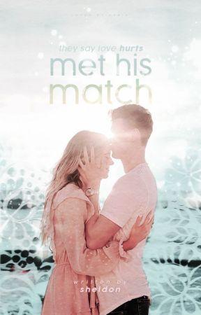 Met His Match by sheldon_