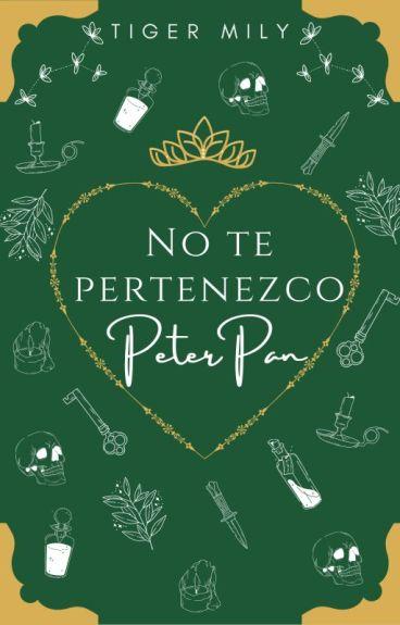 NO TE PERTENEZCO PETER PAN