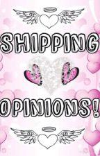 Shipping Opinions! by xX-21KawaiiStyles-Xx