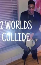 A KELLY OUBRE FANFIC  • 2 WORLDS COLLIDE • NBA by LukezDimplez