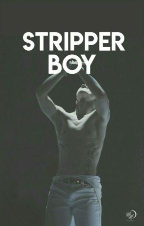 Plump stripper