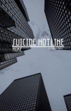 Suicide Hotline by malum-trash