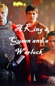 A king a Queen and a Warlock by DollopheadedMerlin