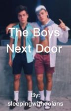 The boys next door by sleepingwithdolans