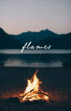 flames ➣ harry styles by whatlou