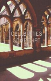 Celebrities Snapchat by agentrogers-