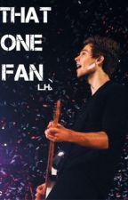 That One Fan || l.h by mashtonxxcake
