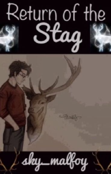 Return of the Stag :: Book One #wattys2016