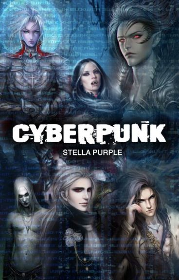 CyberPunk by StellaPurple