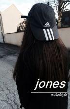 jones • lrh by mukefrlyfe