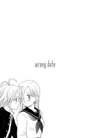 Wrong Date {Nanatsu No Taizai Fanfic} by meow_mix