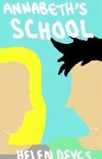 Annabeth's School by helendeyes