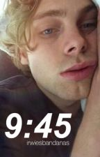 9:45 // lrh by irwiesbandanas