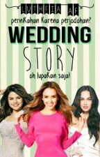 Je T'aime (Wedding Story) by luthfia_AF