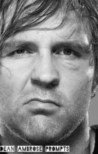 Dean Ambrose Imagine's by TheShieldImagine
