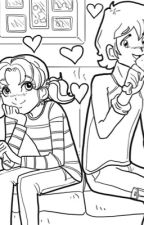 Dork Diaries Brandon and Nicki in the Future!! by itz_aleexd