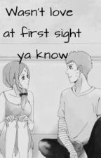 Wasn't love at first sight ya know by not_a_girly_girl