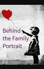 Behind the Family Portrait by librafreak2002