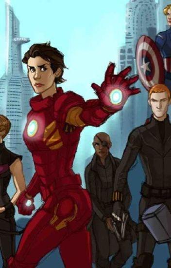 Gender-Bent Avengers - Maria - Wattpad