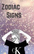 Zodiac Signs by _Jillian__