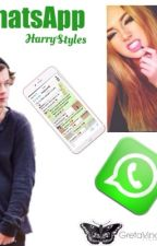 WhatsApp||Harry Styles by GretaVinciguerra