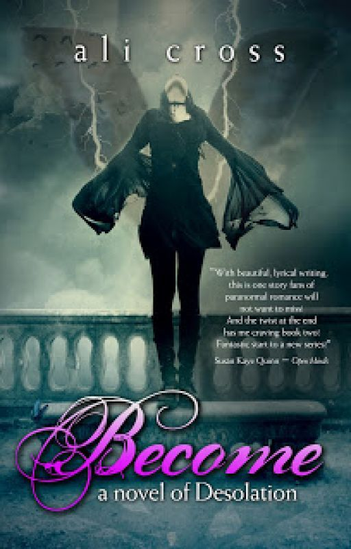 Become (Desolation #1) by AliCross