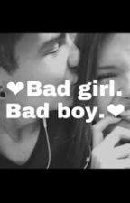 ❤Bad girl. Bad boy.❤ by peace_and_love_happy