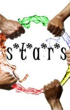 s*t*a*r*s (Kindred Series-2) by CJRogue