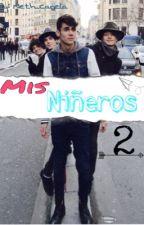 Mis Niñeros 2 by Neth_Canela