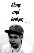 Alone and Broken (Zianourry) by lovelyzianourry