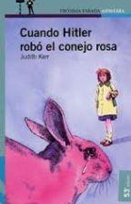 Cuando Hitler robó el conejo rosa. (resumen) by karlaDiazA