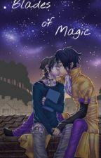 Blades of Magic - Malec by sxellarxberts