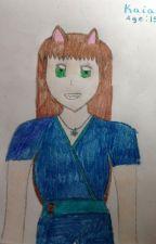 Kaia's Story (An InuYasha Fanfic) by otakusince2013