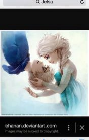 Elsa goes away by shelbbubble447