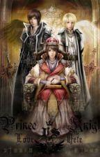 Vương Tử Điện và Kỵ Sĩ đích Luyến Ái Sổ Cư I - Vô Tội Chi Tội by Hyukie35