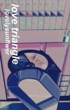 Love Triangle || Vocaloid || Playboy!Gakupo X Reader X Waiter!Kaito [Modern AU] by -smolfujoshi-