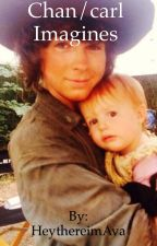 Carl grimes/chandler riggs imagines by HeythereimAva