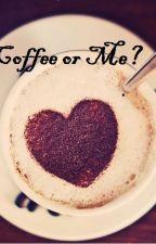 [Harry Potter AU- Fleurmione] Coffee or Me? by InZane-Zaki
