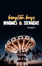 BTS Imagines & Scenarios <3 by seutigma