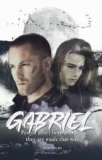 Gabriel  by Phoenix_247