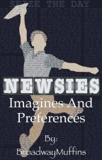 Newsies imagines and preferences by BroadwayMuffins