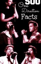 500 One Direction Facts by tomIintwat