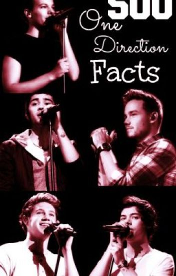 500 One Direction Facts